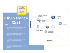 Risk Tolerance Template 2 Ppt PowerPoint Presentation Outline Template