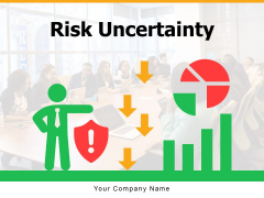 Risk Uncertainty Risk Levels Exclamation Mark Ppt PowerPoint Presentation Complete Deck