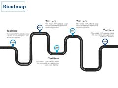 Roadmap 2016 To 2020 Ppt PowerPoint Presentation Portfolio Themes