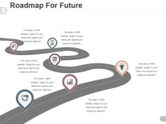 Roadmap For Future Ppt PowerPoint Presentation Guide