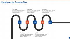 Roadmap For Process Flow Themes PDF