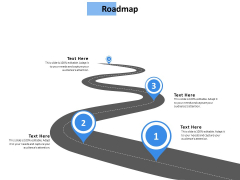 Roadmap Four Stage Ppt Powerpoint Presentation Styles Graphics