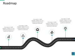 Roadmap Management Ppt PowerPoint Presentation Pictures Example