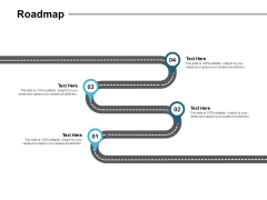 Roadmap Management Ppt PowerPoint Presentation Pictures Layouts