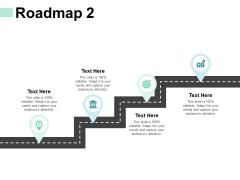 Roadmap Management Ppt PowerPoint Presentation Show Slideshow