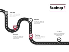 Roadmap Management Process Ppt PowerPoint Presentation Information