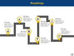 Roadmap Marketing Finance Ppt PowerPoint Presentation Infographics Brochure
