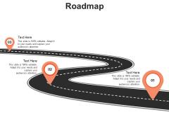 Roadmap Marketing Ppt PowerPoint Presentation Icon Templates