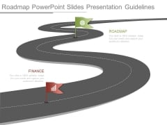 Roadmap Powerpoint Slides Presentation Guidelines