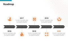 Roadmap Ppt PowerPoint Presentation Pictures Grid