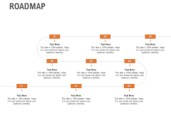 Roadmap Ppt PowerPoint Presentation Show Slide Download