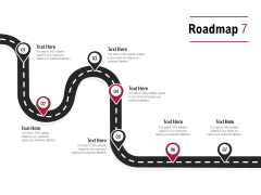 Roadmap Process Flow Ppt PowerPoint Presentation Model Aids