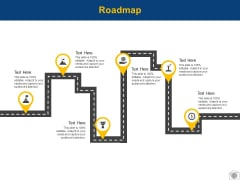 Roadmap Process Marketing Ppt PowerPoint Presentation Visual Aids Infographics