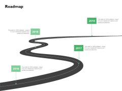 Roadmap Process Planning Ppt PowerPoint Presentation Ideas Outline