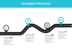 Roadmap Process Ppt PowerPoint Presentation Infographic Template Format