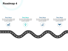 Roadmap Process Ppt PowerPoint Presentation Model Background Designs