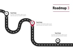 Roadmap Strategy Process Ppt PowerPoint Presentation Infographics Ideas