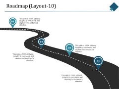 Roadmap Template 10 Ppt PowerPoint Presentation Infographic Template Backgrounds
