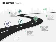 Roadmap Template 1 Ppt PowerPoint Presentation Show Deck