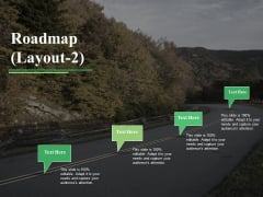 Roadmap Template 2 Ppt PowerPoint Presentation Layouts Template