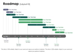 Roadmap Template 3 Ppt PowerPoint Presentation File Design Templates