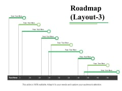 Roadmap Template 3 Ppt PowerPoint Presentation Pictures Example File