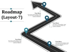 Roadmap Template 7 Ppt PowerPoint Presentation Infographic Template Skills