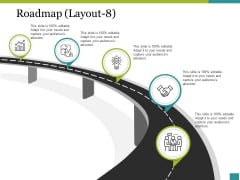 Roadmap Template 8 Ppt PowerPoint Presentation Summary Template