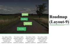 Roadmap Template 9 Ppt PowerPoint Presentation Infographic Template Portfolio