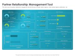 Robust Partner Sales Enablement Program Partner Relationship Management Tool Microsoft PDF