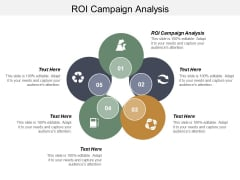 Roi Campaign Analysis Ppt PowerPoint Presentation File Summary Cpb
