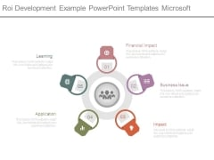 Roi Development Example Powerpoint Templates Microsoft