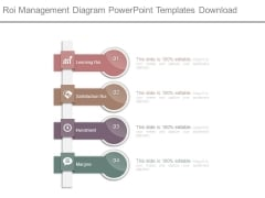 Roi Management Diagram Powerpoint Templates Download
