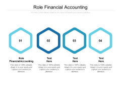 Role Financial Accounting Ppt PowerPoint Presentation Inspiration Sample Cpb