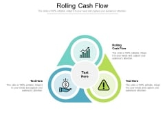 Rolling Cash Flow Ppt PowerPoint Presentation Professional Information Cpb Pdf