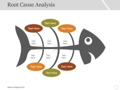 Root Cause Analysis Ppt PowerPoint Presentation Layouts Shapes