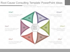 Root Cause Consulting Template Powerpoint Ideas