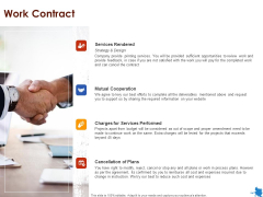Rotary Press Printing Work Contract Ppt Infographics Example PDF
