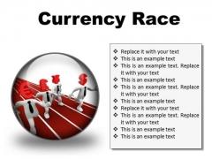Race Competition PowerPoint Presentation Slides C