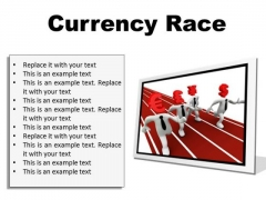 Race Competition PowerPoint Presentation Slides F