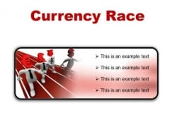 Race Competition PowerPoint Presentation Slides R