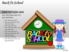 Read Learn Back To School PowerPoint Slides And Ppt Diagram Templates