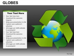Recycle PowerPoint Slides And Ppt Presentation Templates