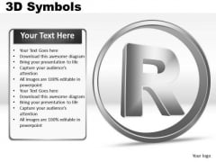 Registered 3d Symbols PowerPoint Slides And Ppt Diagram Templates