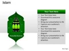 Religion Islam PowerPoint Slides And Ppt Diagram Templates