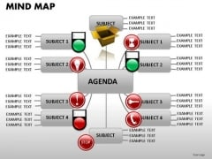 Ripple Medical Map PowerPoint Slides And Ppt Diagram Templates