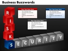 Risk Security PowerPoint Ppt Templates Security Ppt Slides