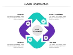 SAAS Construction Ppt PowerPoint Presentation Model Template Cpb