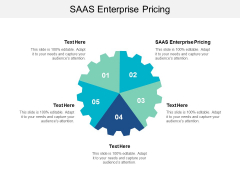 SAAS Enterprise Pricing Ppt PowerPoint Presentation Gallery Graphics Example Cpb