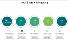 SAAS Growth Hacking Ppt PowerPoint Presentation Slides Themes Cpb
